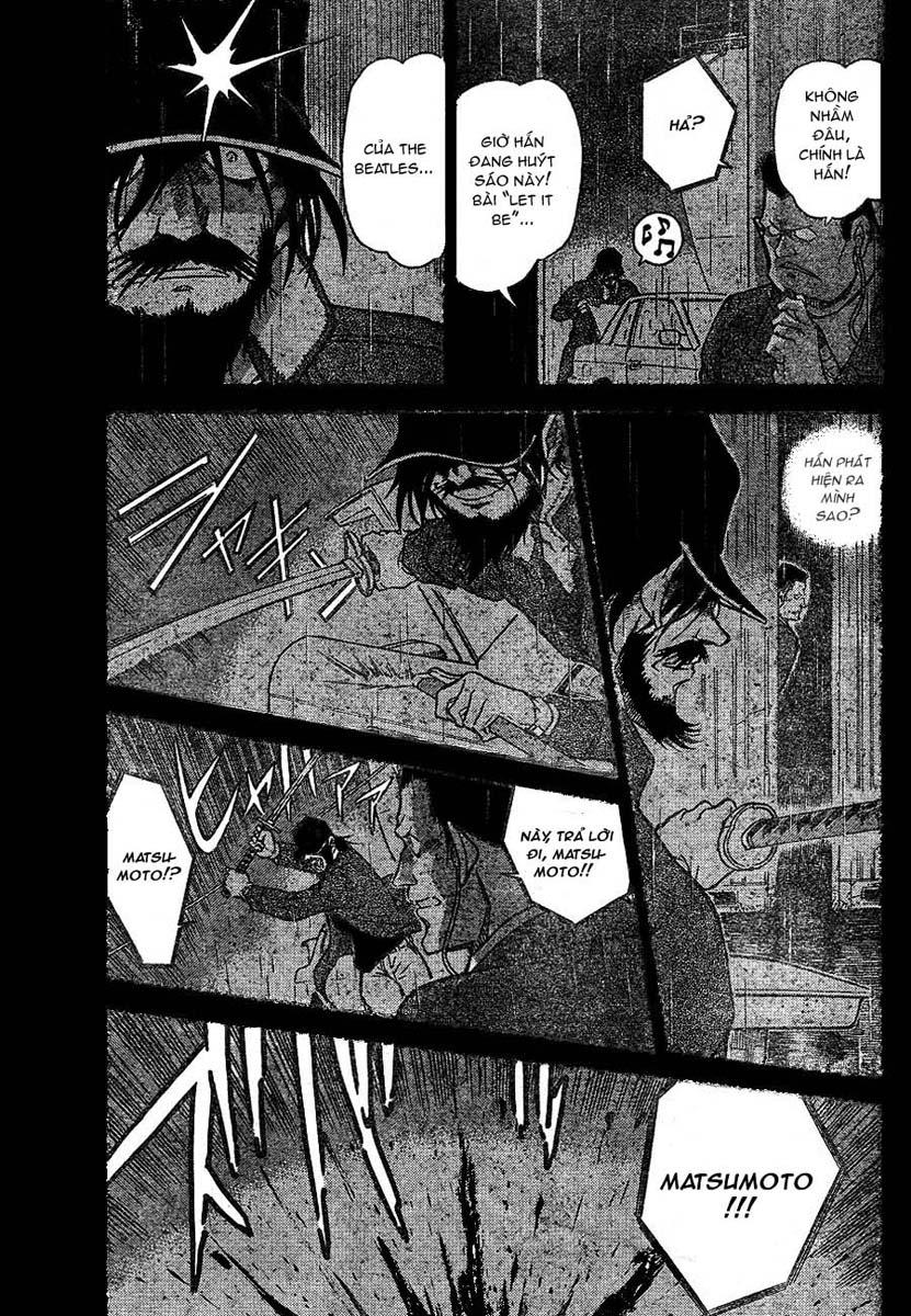 Detective Conan - Thám Tử Lừng Danh Conan chap 670 page 3 - IZTruyenTranh.com
