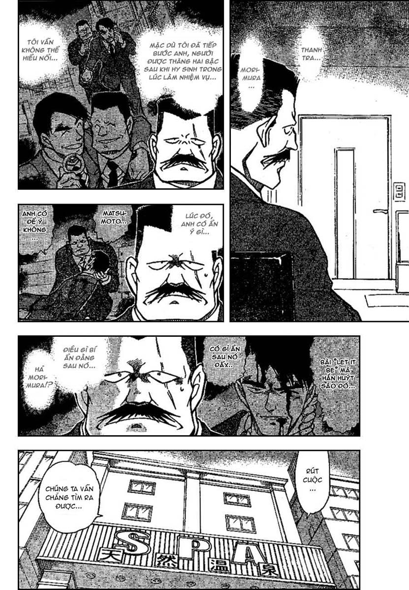 Detective Conan - Thám Tử Lừng Danh Conan chap 670 page 6 - IZTruyenTranh.com