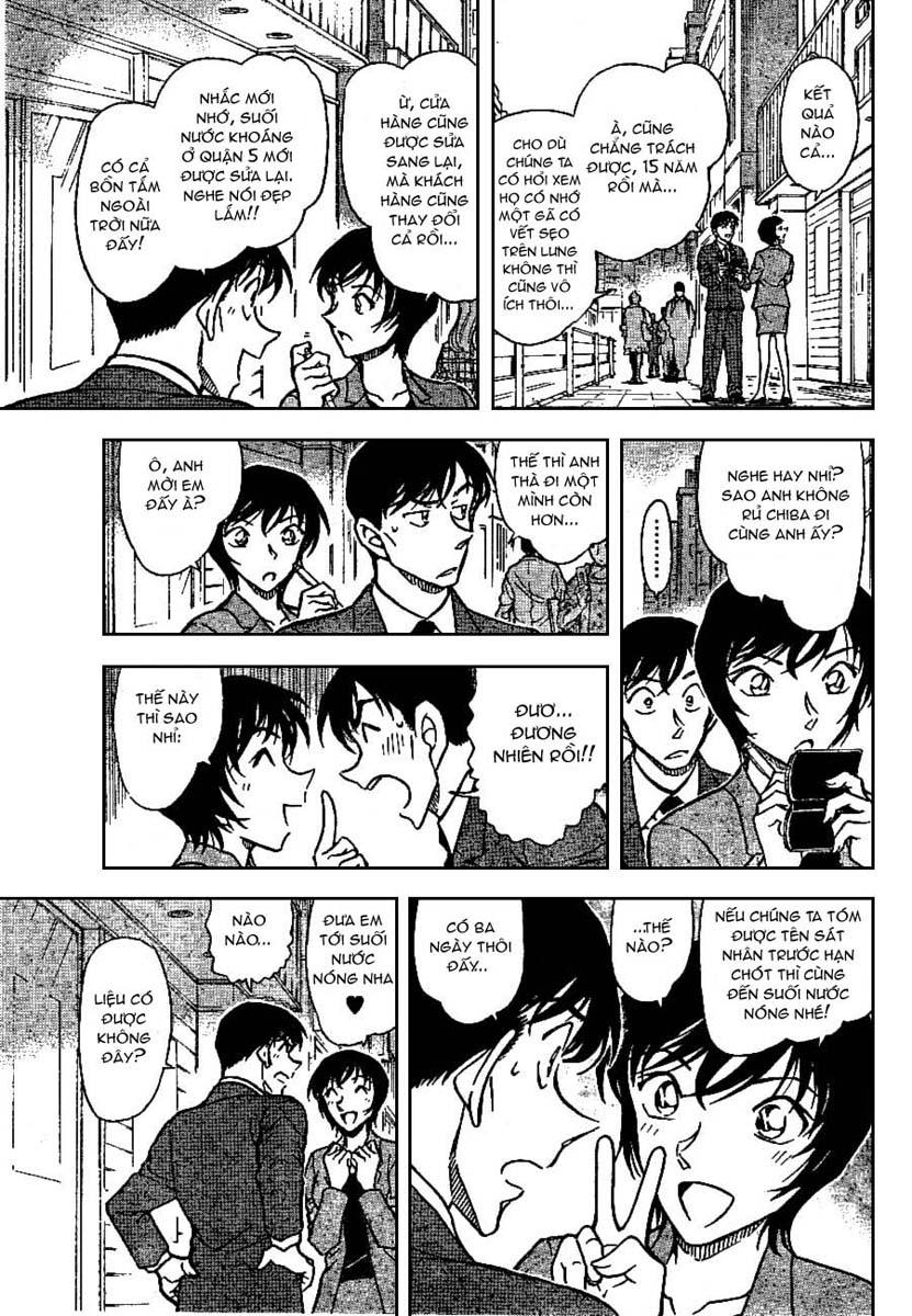 Detective Conan - Thám Tử Lừng Danh Conan chap 670 page 7 - IZTruyenTranh.com
