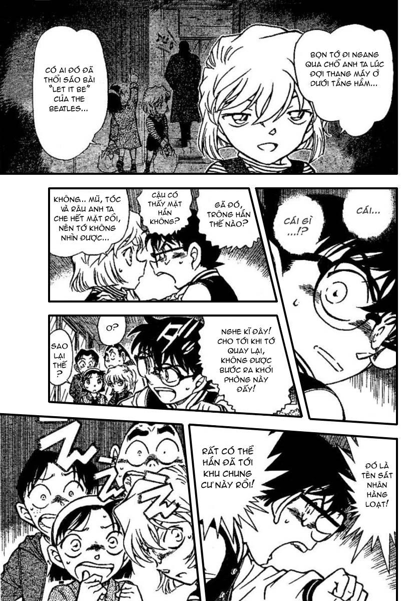 Detective Conan - Thám Tử Lừng Danh Conan chap 670 page 13 - IZTruyenTranh.com
