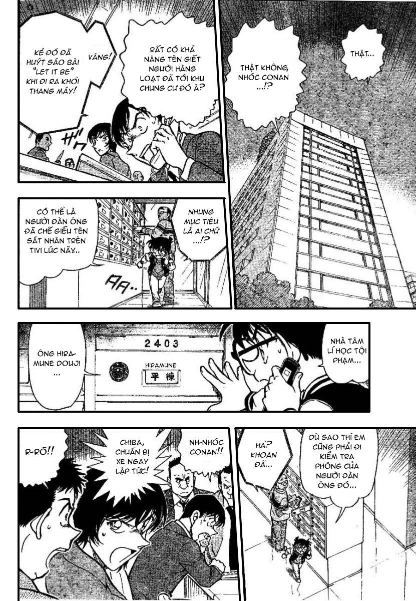 Detective Conan - Thám Tử Lừng Danh Conan chap 670 page 14 - IZTruyenTranh.com