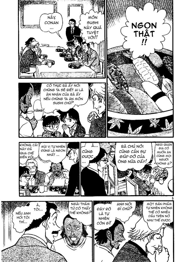Detective Conan - Thám Tử Lừng Danh Conan chap 669 page 6 - IZTruyenTranh.com