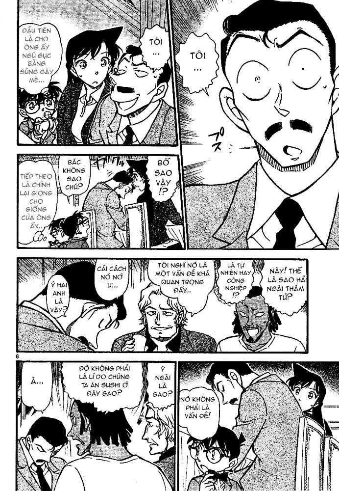 Detective Conan - Thám Tử Lừng Danh Conan chap 669 page 7 - IZTruyenTranh.com