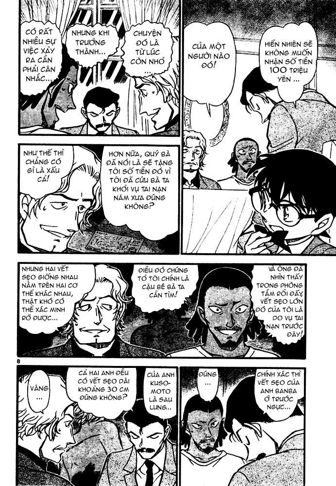 Detective Conan - Thám Tử Lừng Danh Conan chap 669 page 9 - IZTruyenTranh.com