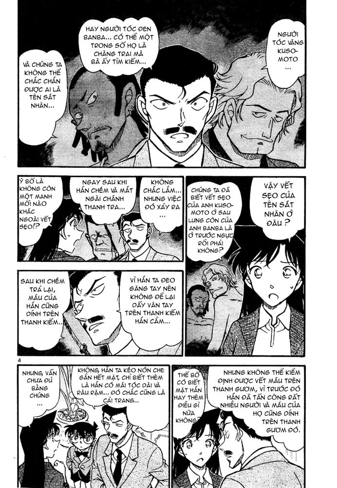 Detective Conan - Thám Tử Lừng Danh Conan chap 668 page 5 - IZTruyenTranh.com