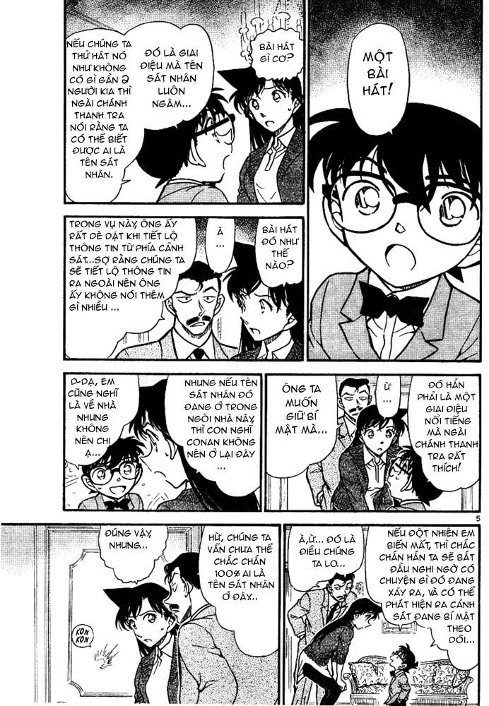 Detective Conan - Thám Tử Lừng Danh Conan chap 668 page 6 - IZTruyenTranh.com