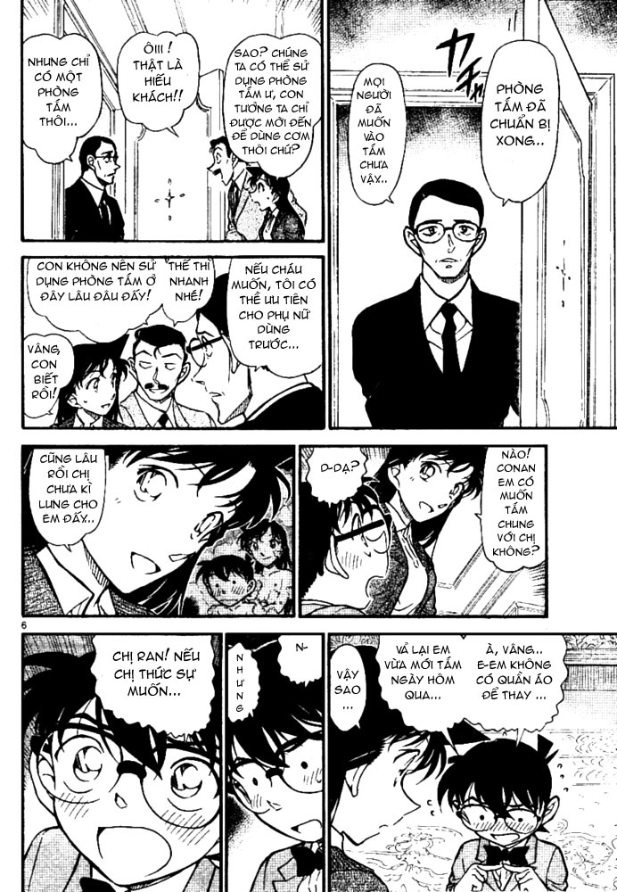 Detective Conan - Thám Tử Lừng Danh Conan chap 668 page 7 - IZTruyenTranh.com
