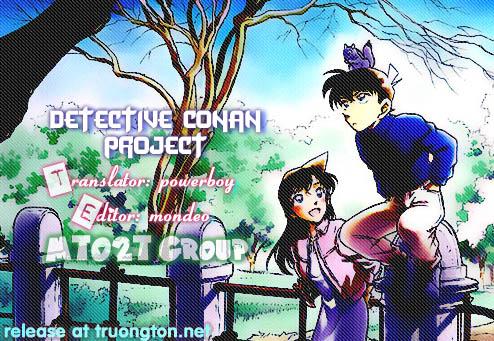 Detective Conan - Thám Tử Lừng Danh Conan chap 667 page 1 - IZTruyenTranh.com