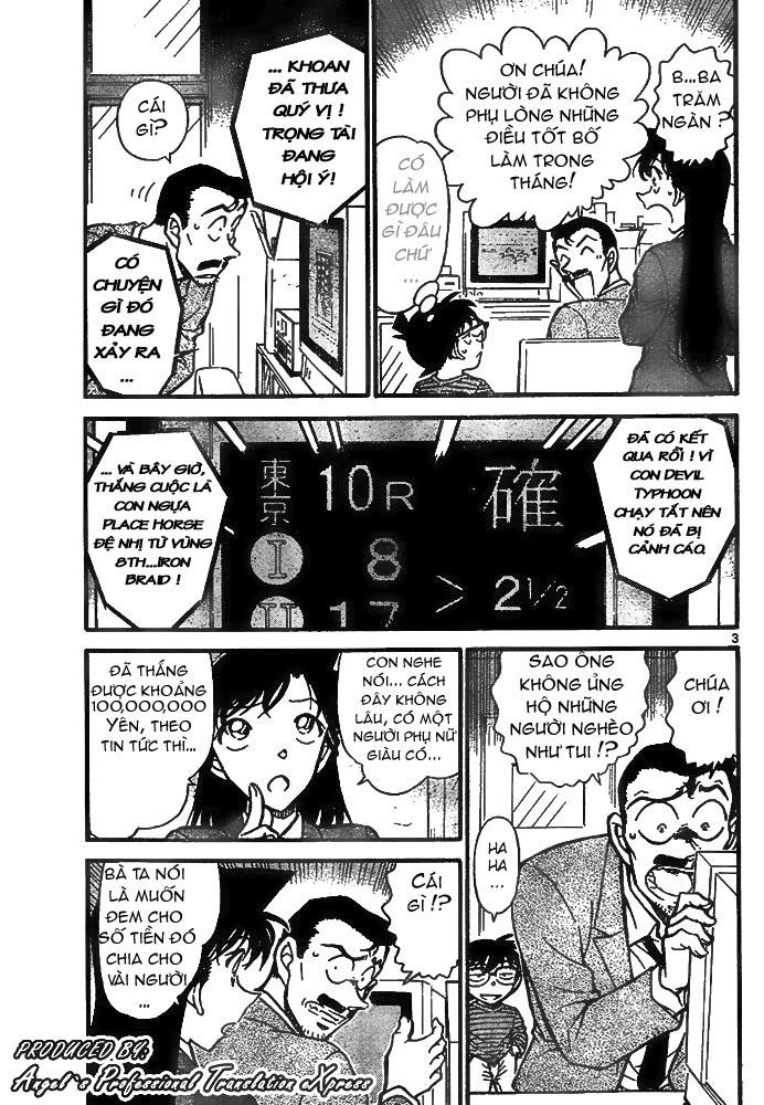 Detective Conan - Thám Tử Lừng Danh Conan chap 667 page 4 - IZTruyenTranh.com
