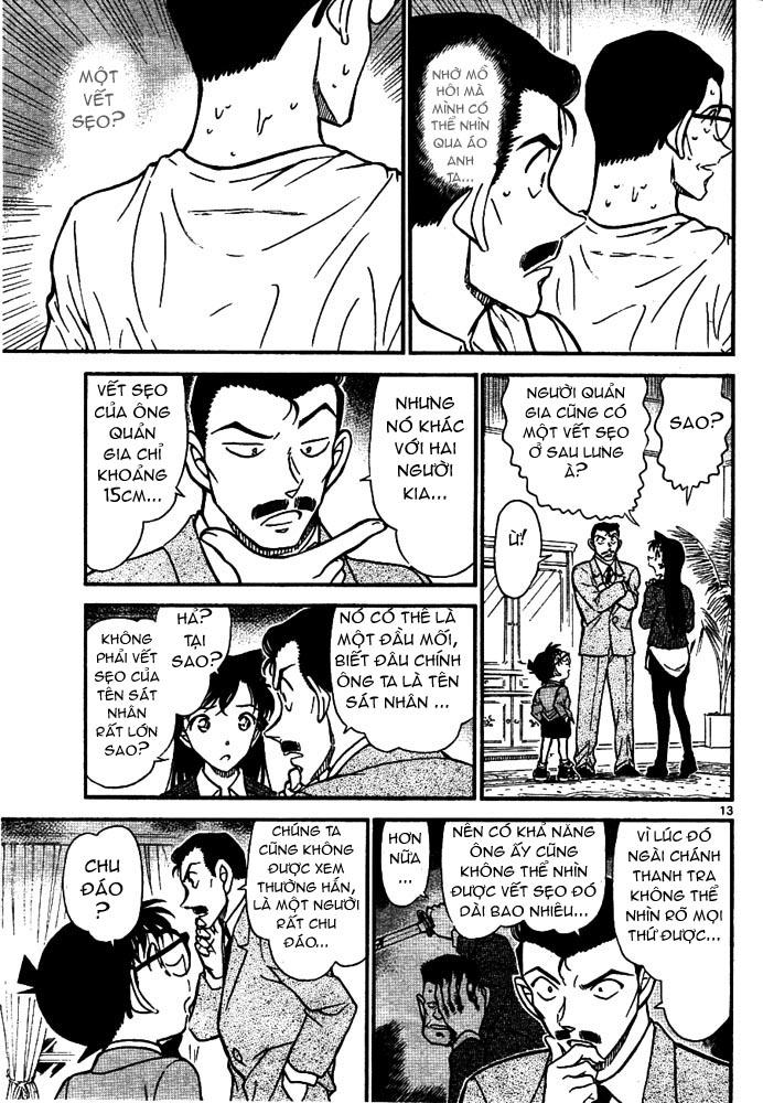 Detective Conan - Thám Tử Lừng Danh Conan chap 668 page 14 - IZTruyenTranh.com