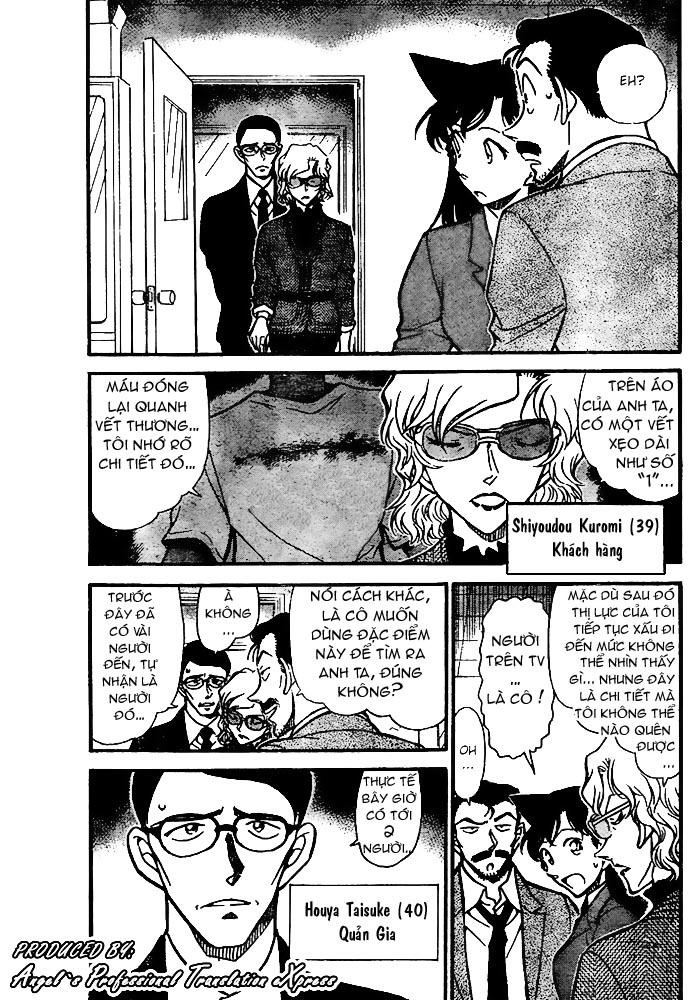 Detective Conan - Thám Tử Lừng Danh Conan chap 667 page 6 - IZTruyenTranh.com