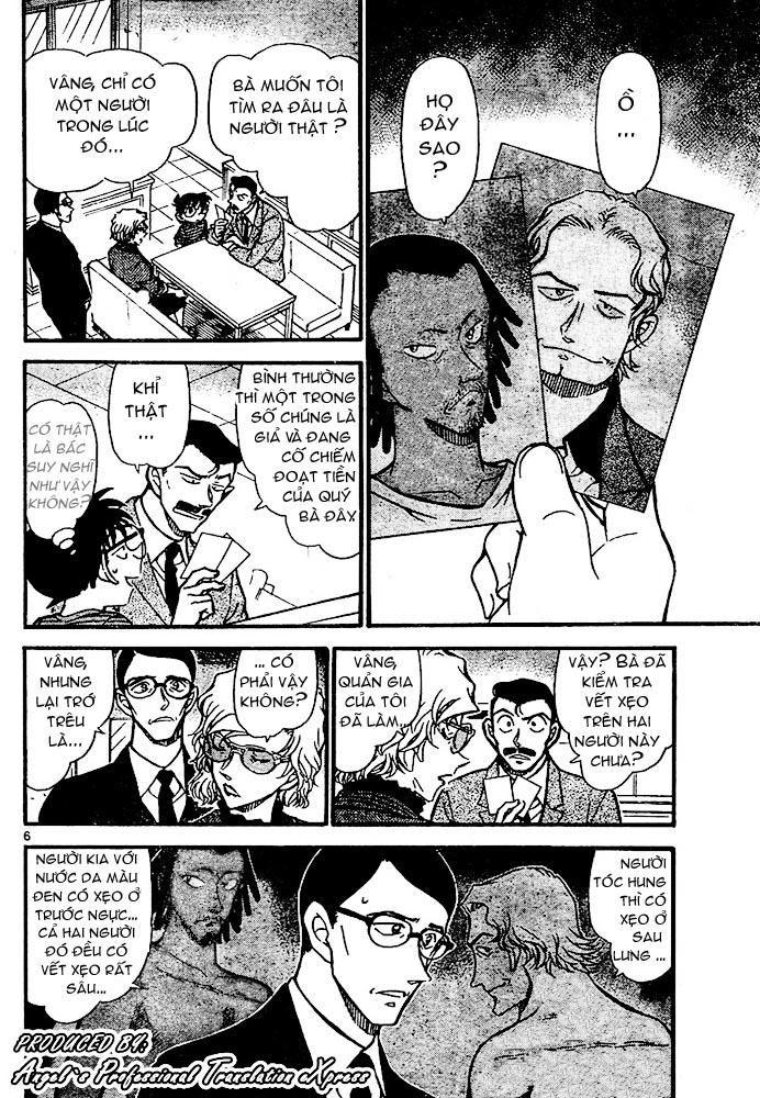 Detective Conan - Thám Tử Lừng Danh Conan chap 667 page 7 - IZTruyenTranh.com