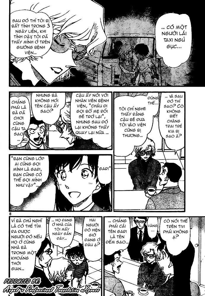 Detective Conan - Thám Tử Lừng Danh Conan chap 667 page 9 - IZTruyenTranh.com