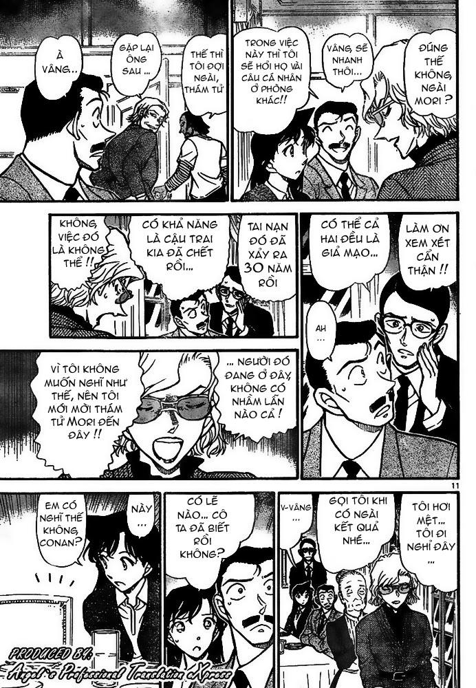 Detective Conan - Thám Tử Lừng Danh Conan chap 667 page 12 - IZTruyenTranh.com