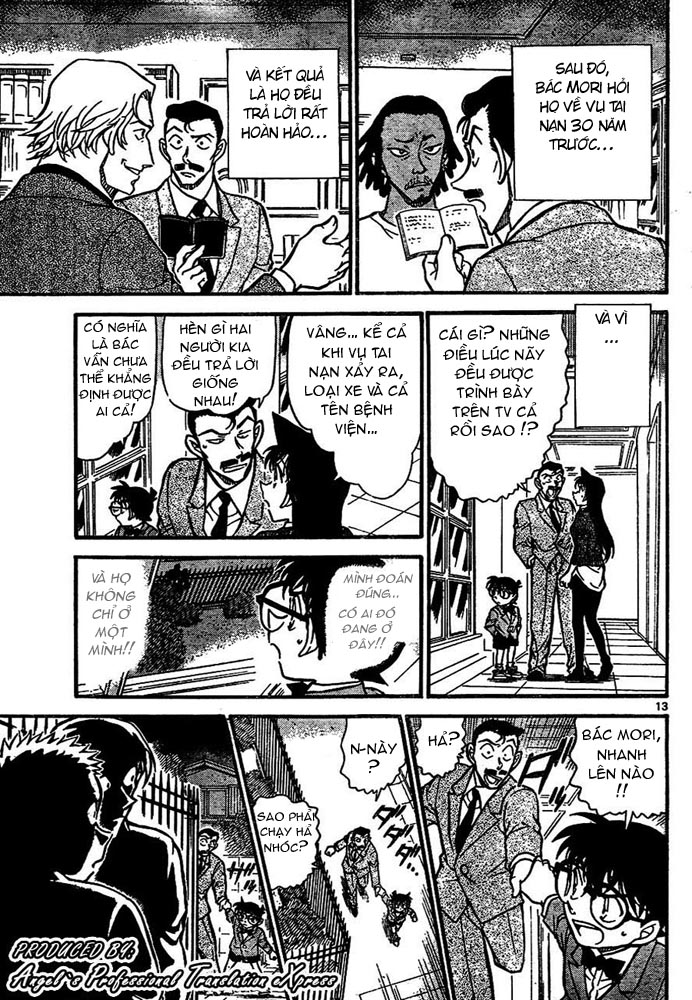Detective Conan - Thám Tử Lừng Danh Conan chap 667 page 14 - IZTruyenTranh.com