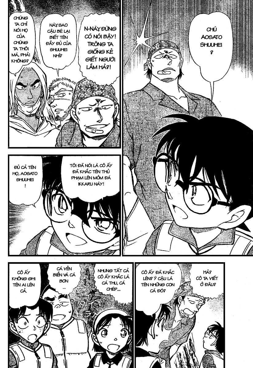 Detective Conan - Thám Tử Lừng Danh Conan chap 666 page 6 - IZTruyenTranh.com