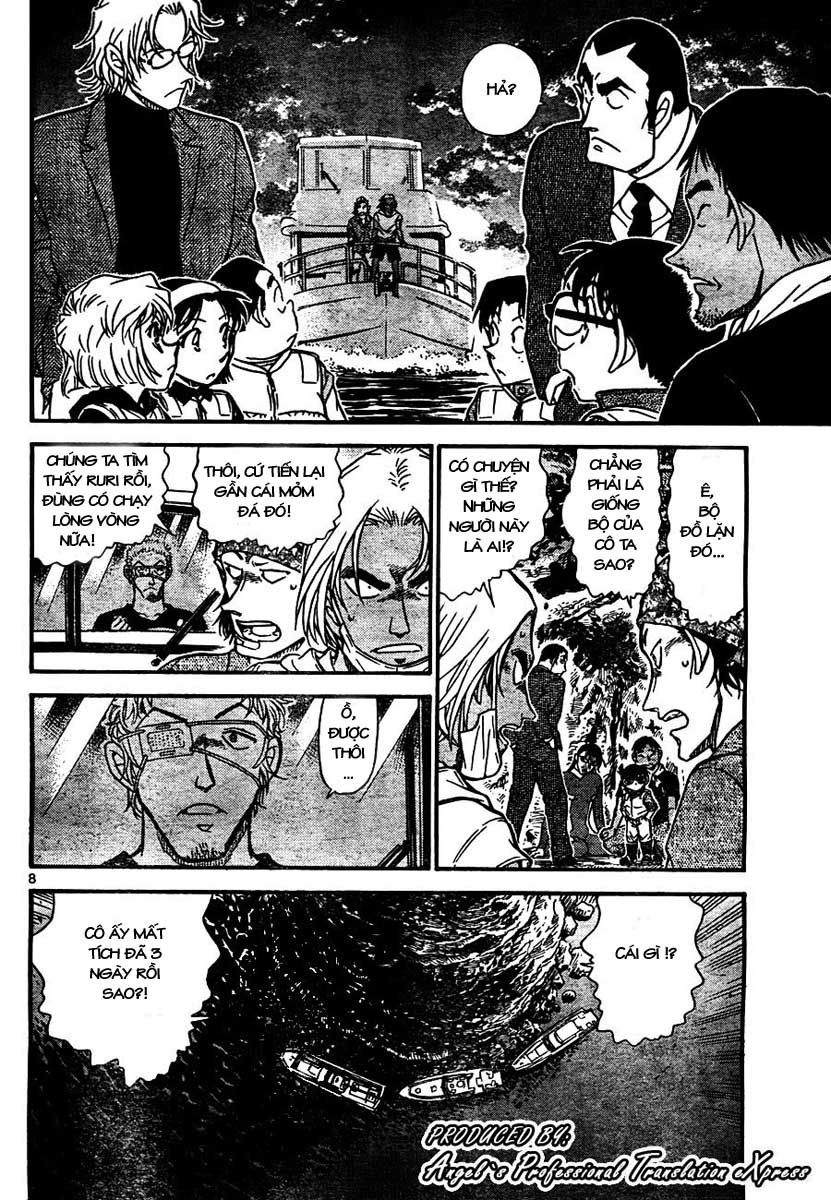 Detective Conan - Thám Tử Lừng Danh Conan chap 665 page 9 - IZTruyenTranh.com