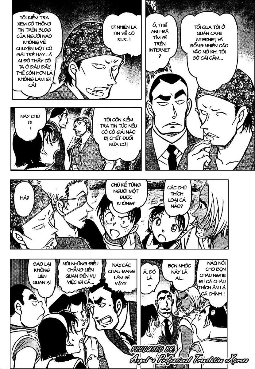 Detective Conan - Thám Tử Lừng Danh Conan chap 665 page 13 - IZTruyenTranh.com