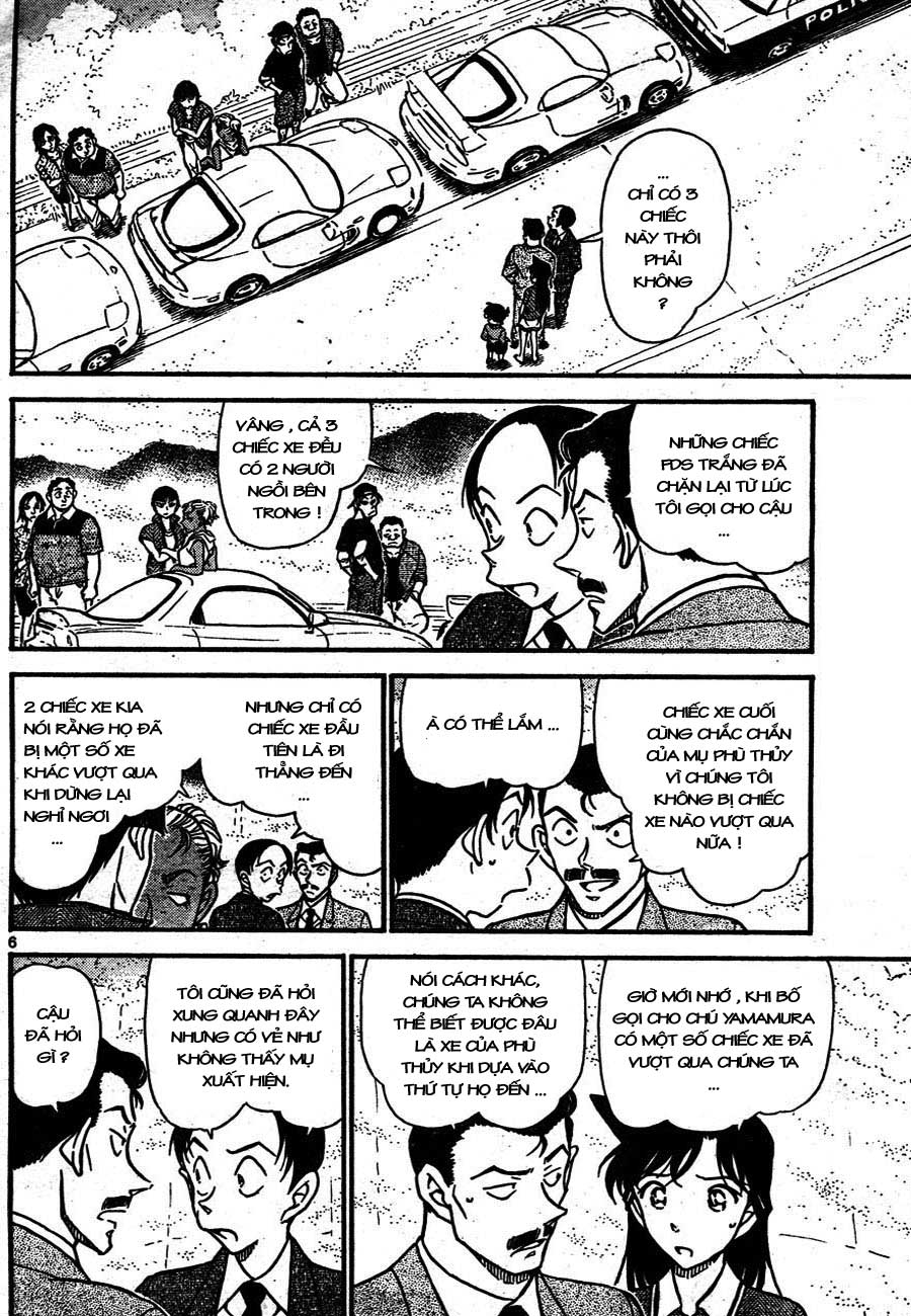 Detective Conan - Thám Tử Lừng Danh Conan chap 662 page 6 - IZTruyenTranh.com