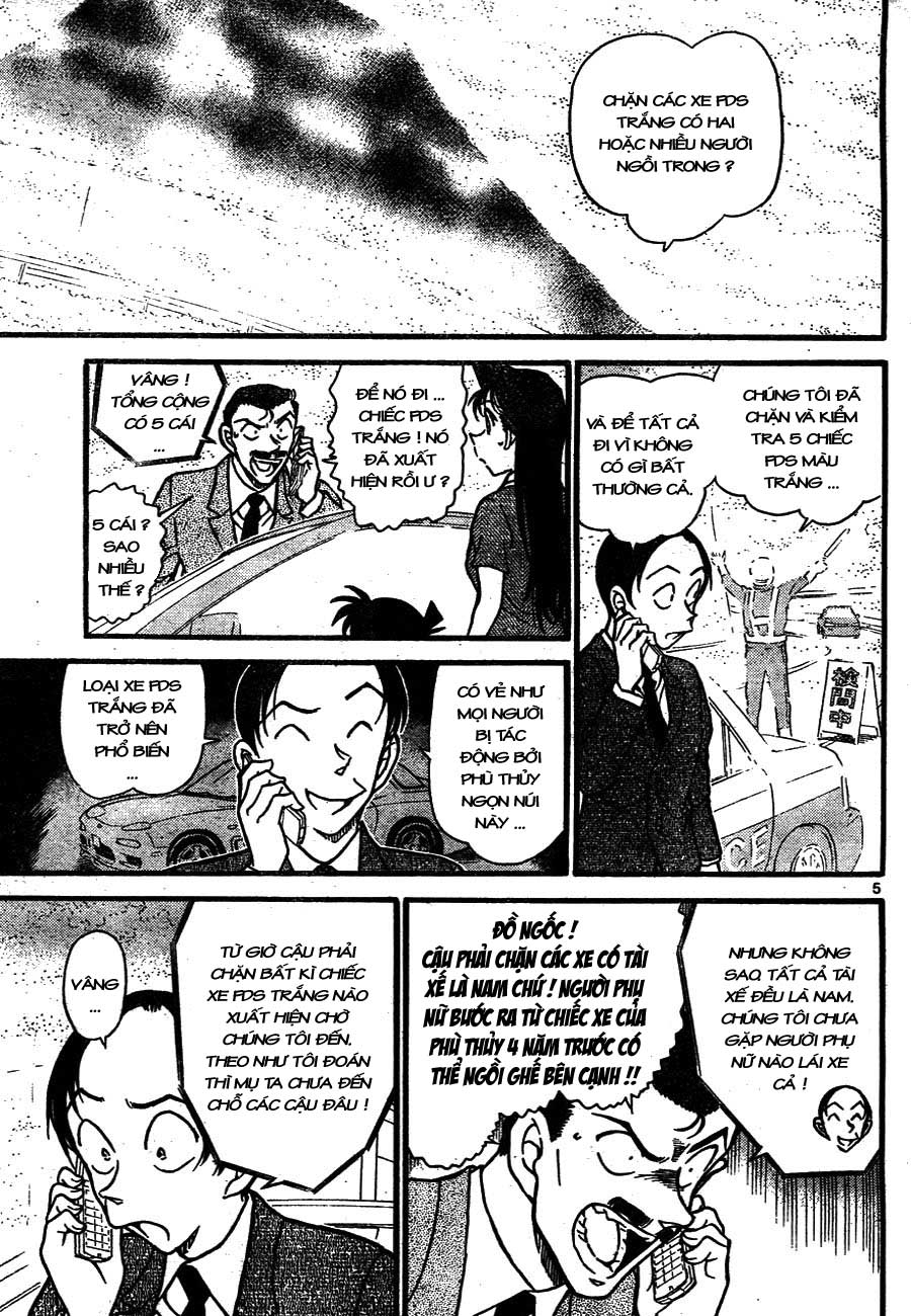 Detective Conan - Thám Tử Lừng Danh Conan chap 662 page 5 - IZTruyenTranh.com