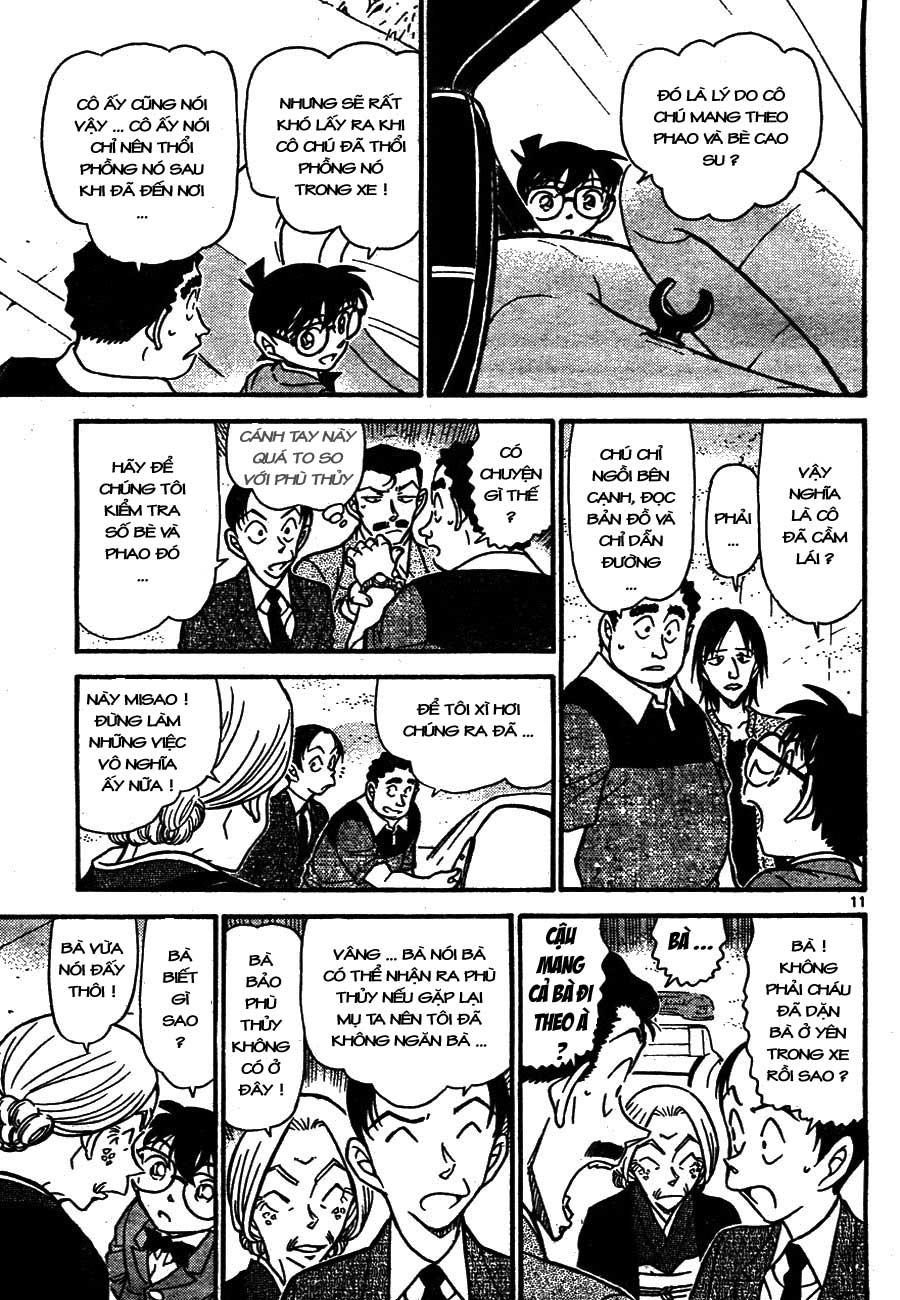 Detective Conan - Thám Tử Lừng Danh Conan chap 662 page 11 - IZTruyenTranh.com