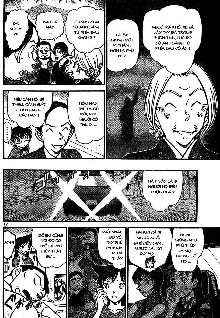 Detective Conan - Thám Tử Lừng Danh Conan chap 662 page 12 - IZTruyenTranh.com