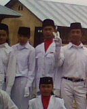 HUT RI KE-64 DI SMANDA NGABANG. 17-08-2009