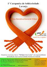 1ª Campanha de Solidariedade Laranja