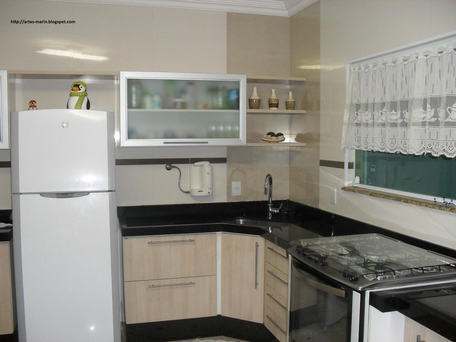 #5D503F ARTES MARIN : A arte nessas belas cozinhas 1600x1200 px Belas Cozinhas_140 Imagens
