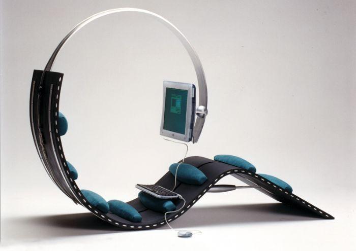 Peter Politanoff: Production Design: Depicting the Future