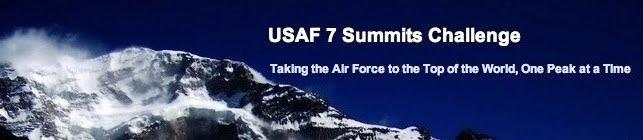USAF 7 Summits Challenge