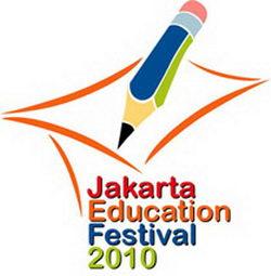 Jakarta Education Festival 2010 di Jakarta Convention Center tanggal 3-7 November 2010.