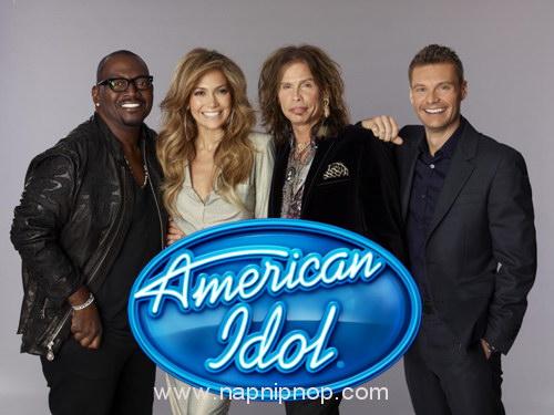 American Idol Season 11 2012 Di Star World melalui Indovision.