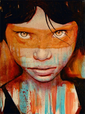 Beautiful Potrait Painting By Artist Michael Shapcott Seen On www.coolpicturegallery.us