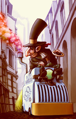 Colorful Illustration Art Pictures