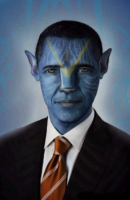 Funny President Barack Obama The Real American Avatar