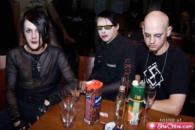 Gothic Punk And Emo Weird Pictures