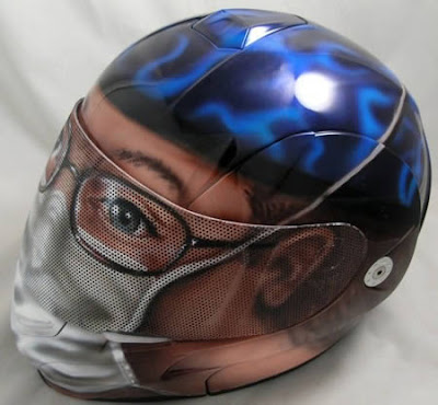 Innovative Ceative Motorcycle Helmets