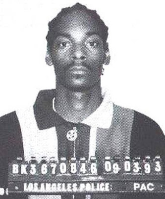 Classic Pictures Of Rapper Snoop Dogg