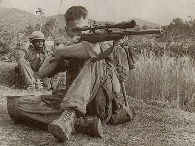 Top Deadliest 10 Snipers in History