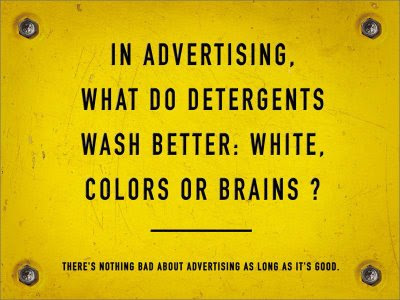 Funny And Strange Truth About Advertising