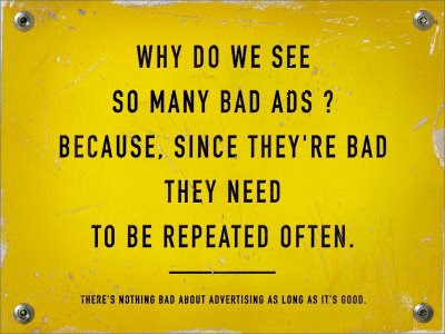 Funny One Liner On Advertising