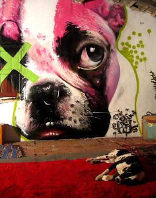 Beautiful Painting And Street Art