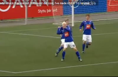 10 Funny Football Goal Celebrations
