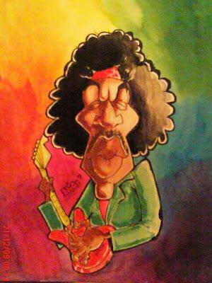 Rockeros en caricaturas -Imagenes [muy buenas]