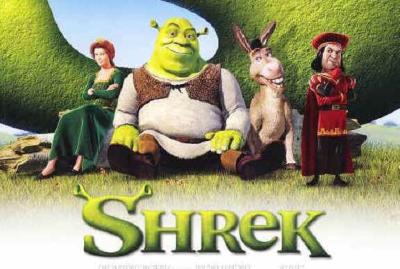Shrek 1
