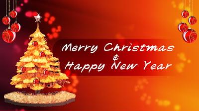 christmas card Kartu Ucapan Selamat Natal 2011 dan Tahun Baru 2012