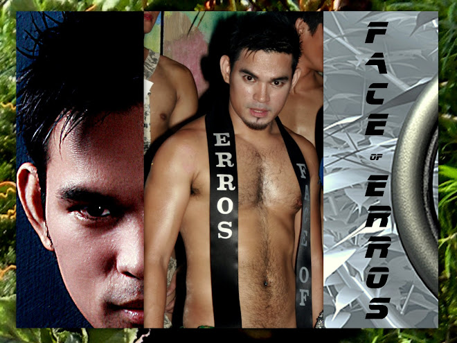 RANDY - ERROS' FACE - 2010 MEN OF ERROS