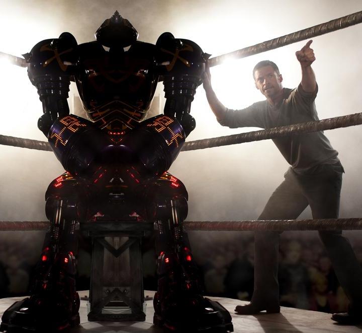 Real Steel Movie : Teaser Trailer
