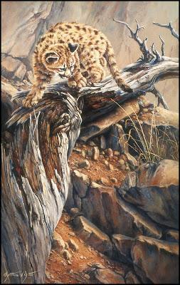 Kathleen V. Butts (Hardy) Wildlife Artist